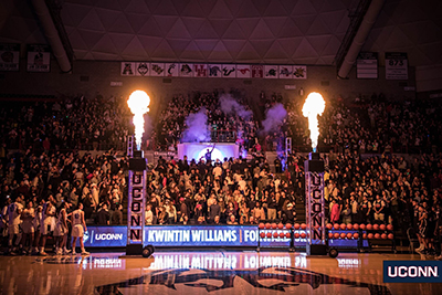 Atlas Pyro Indoor Pyro At Uconn